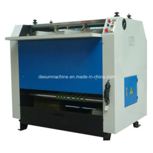 Yx-1200 Semi-Automatic Cardboard Grooving Machine pictures & photos
