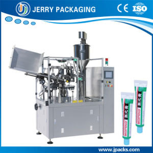 Automatic Metal Tube Filling & Sealing Machine for Ointment Paste pictures & photos