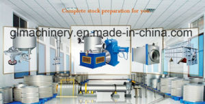 1 Ton Waste Paper Repulping Recycle Paper Stock Preparation Line pictures & photos