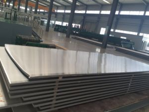 1mm Aluminum Sheet 1070 for Construction pictures & photos