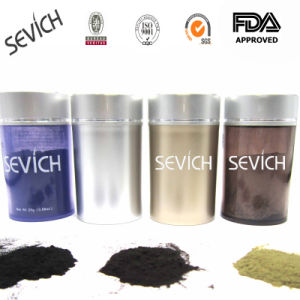 Natural Keratin Hair Fiber Hair Regrowth Fiber Powders Concealer pictures & photos