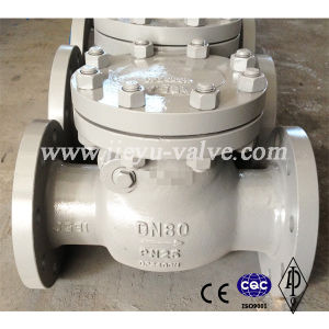Dn300 DIN3202 F7 Swing Check Valve pictures & photos