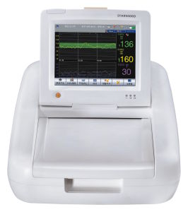 Fetal Monitor Fl-5000d with Ce pictures & photos