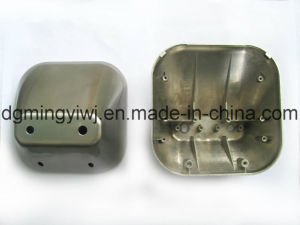 Aluminum Die Casting for Moto Components (A025) with Polishing Treatment Made in Chinese Factory