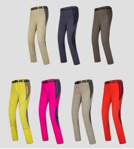 Fashion Wholesale Waterproof Casual Pants for Women pictures & photos