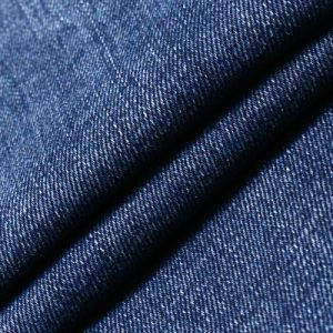 Woven Cotton Spandex Denim Fabric for Jeans pictures & photos