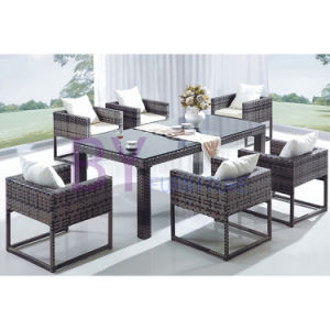 PE Rattan Dining Set Chair Set Home Furniture pictures & photos