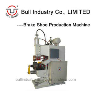 Brake Shoe Making Machine of Automatic Welding Machine pictures & photos