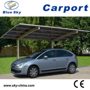 Strong Polycarbonate Aluminum Car Parking Garage pictures & photos