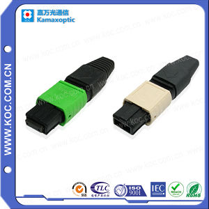 MPO/MTP Fiber Optic Connector for FTTH Data Center pictures & photos
