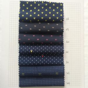 Dotty Design Printing Polyseter Scarves Fabric pictures & photos