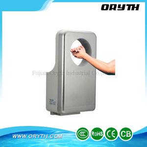 Antibacterial Coating HEPA Filter Circular Hand Dryer