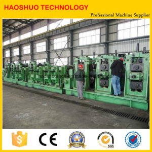Big Size Tube Mill with Hf Welding, Welded Pipe Machine pictures & photos