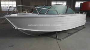 All Welded Aluminum Fishing Boat (5083 aluminum alloy) pictures & photos