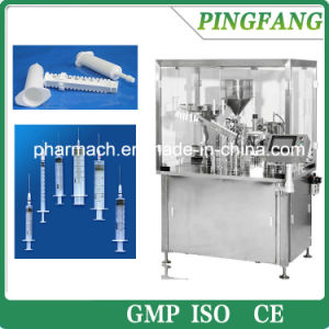 Gsl 30-1n Pre-Filled Syringe Filling and Sealing Machine pictures & photos