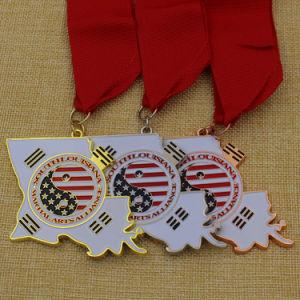 Beautiful Fashion Design Jiu-Jitsu Medal for You (KQ-JP-07) pictures & photos
