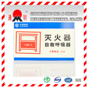 Pet Type Advertisement Grade Reflective Sheeting for Advertising Signs Warning Board (TM3100) pictures & photos