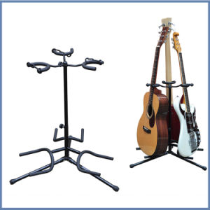 Multiple 3 Guitar Display Stand pictures & photos