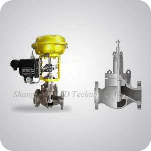 Cage Guided Control Valve China Supplier pictures & photos