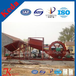2016 New Product Wheel Sand Washing Machine pictures & photos