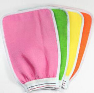 New Design New Popular Bath Glove pictures & photos
