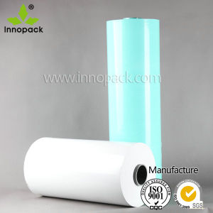 Coloured Jumbo Roll Stretch Film LLDPE Cusdomized pictures & photos