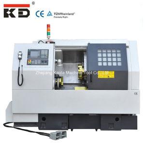 High Speed Slant Bed CNC Lathe Machine Kdck-20A pictures & photos