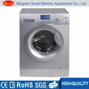 110V/60Hz White Color Front Loading Washing Machine pictures & photos