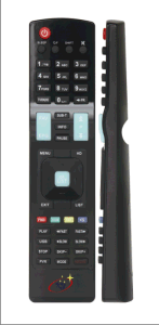 4 in 1 Universal Remote Control for TV/DVB/STB/Audio pictures & photos