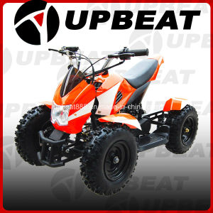 Upbeat 49cc Mini Cheap Quad ATV Pull Start Air Cooeld, Two Stroke pictures & photos