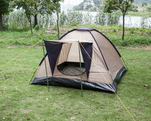 2 Persons Outdoor Dome Camping Tent (EDT-002) pictures & photos