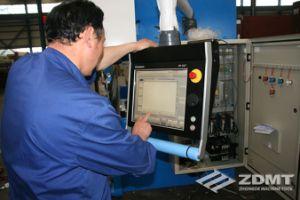 WE67K-100T/3200 Hydraulic CNC Press Brake Machine pictures & photos