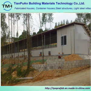 Strong Prefabricared Chicken House Steel Structure pictures & photos