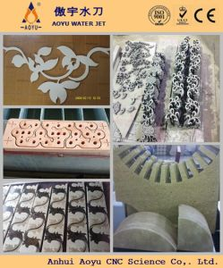 CNC Waterjet Machine, Water Jet Cutting Machine for Metal, Stone, Glass pictures & photos
