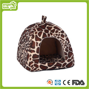 Multicolor Cotton Pet House Pet Ger (HN-pH562) pictures & photos