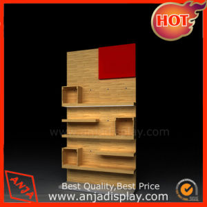 MDF Wall Cabinet with Layer Board for Showing Shoes pictures & photos
