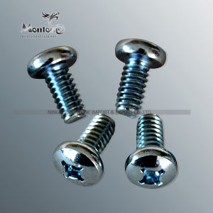 Steel Screw Crossed Recessed Machine Screw (MCH003)