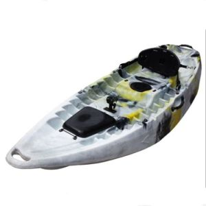 China Double Fishing Kayak with Paddle - Poseidon 2 Seat Boat pictures & photos