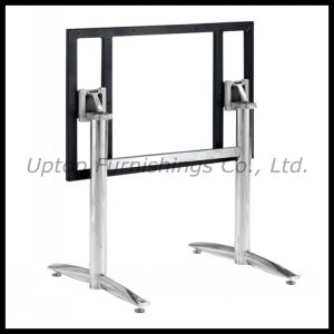 Strong Metal Restaurant Table Legs with 2 Seats (SP-STL032) pictures & photos