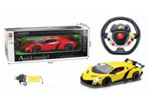 4 Channel Remote Control Car with Light Battery Included (10253139) pictures & photos