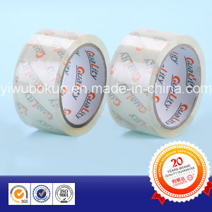 Super Transparent Office Adhesive Packing Tape pictures & photos