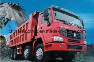 Hot Sale HOWO Dump Truck Tipper Dumper of 12 Wheels 8X4 pictures & photos