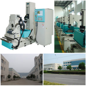 Tire Mold Mold Engraving Milling Machine pictures & photos