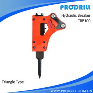 100mm Chisel Hydraulic Breaker for Mini Excavator Attachment pictures & photos