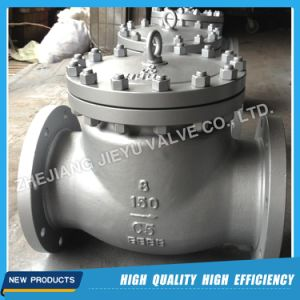 A216 Wcb/CF8/CF8m 150lb Swing / Non-Return Check Valve pictures & photos