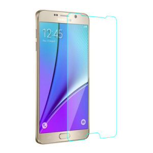 2.5D Cell Phone Accessories Glass Screen Protector for Samsung Note 5 pictures & photos