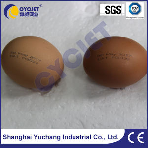 Cycjet Alt390 Best Date Code Eggs Inkjet Printer pictures & photos