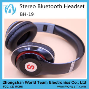 Wholesale 2016 Newest Design High Quality Stereo Bluetooth Headset