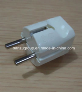 Hot Sale India 2 Pin Power Plug pictures & photos