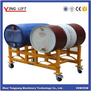 Steel Drum 1500kg Capacity Drum Storage Dollies pictures & photos